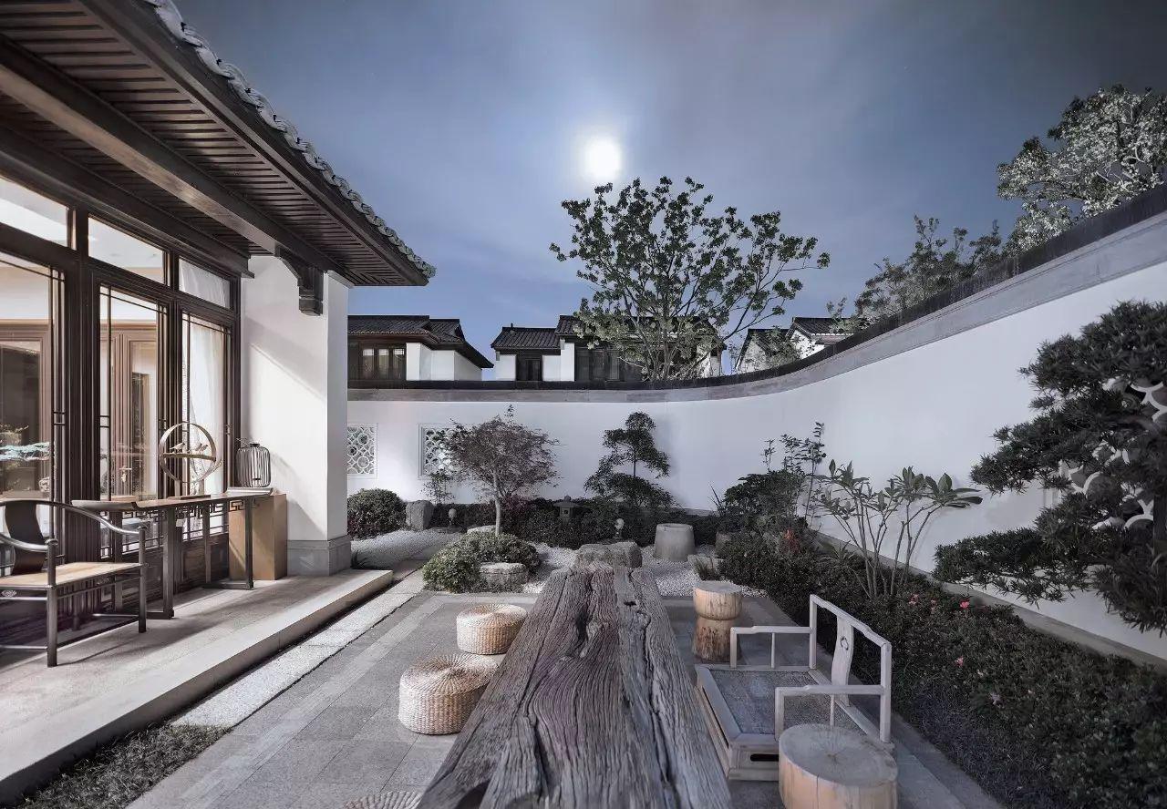 中国式居住 · 八大中式宅院_庭院设计_园林设计_别墅